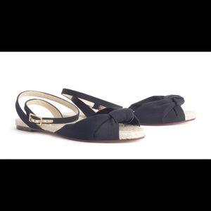 Charlotte Olympia Marina Black Sandals
